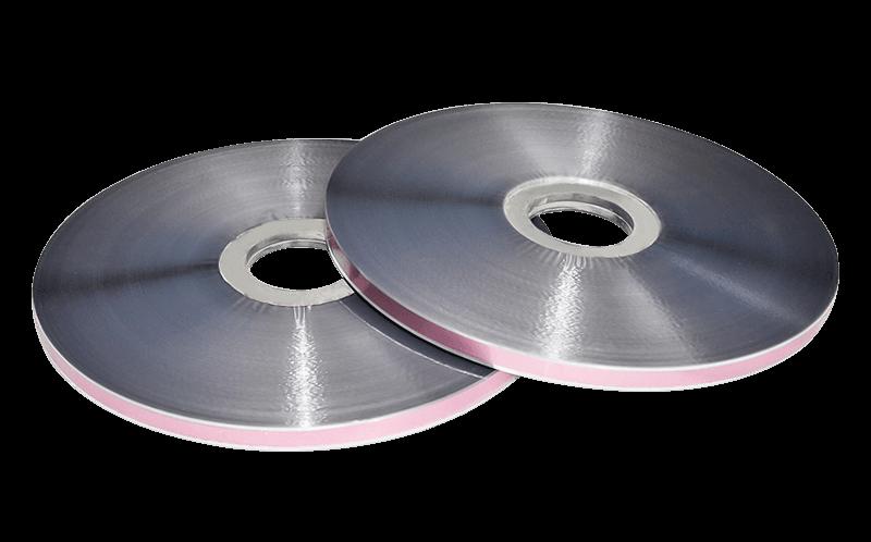 Freikante Aluminium-Polyesterband zur Kabelabschirmung