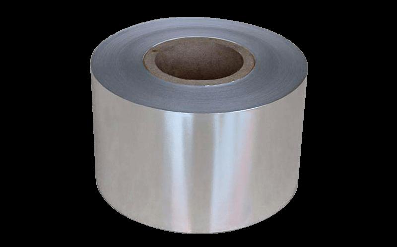 Reine Aluminiumfolie