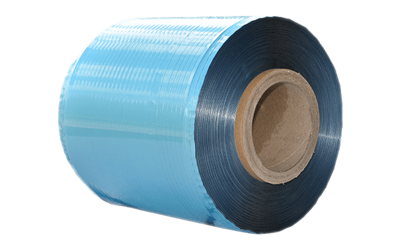 einseitiges 0,025 mm Aluminium-PET-Filmband Materialaufwickeln mit der Spule