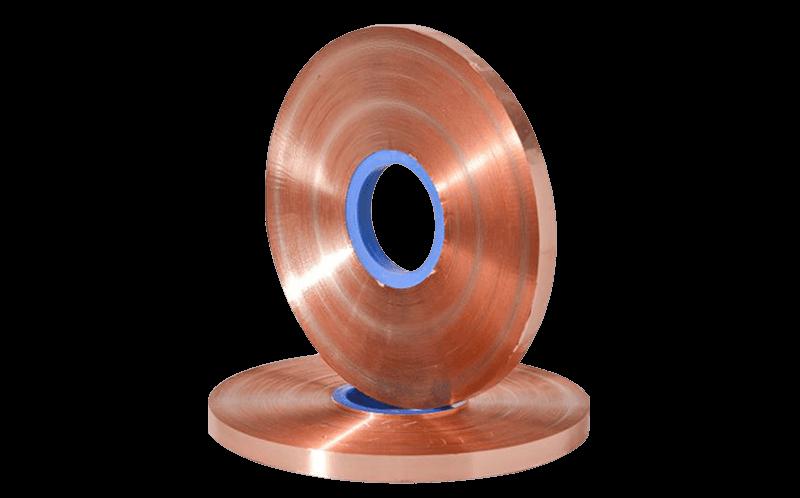 0,1 mm Kupferband für Kabel